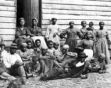 Black people in mississippi